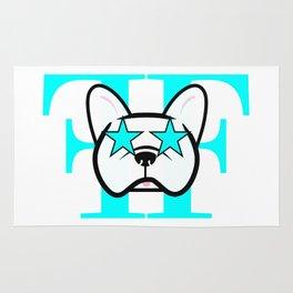 French Bulldog Fanatic Rug