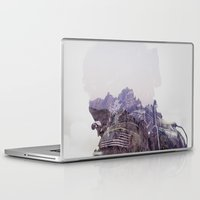 the national Laptop & iPad Skins featuring National Guard by PecDesign