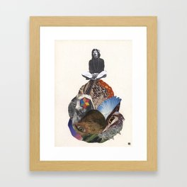 The Minds Eye Framed Art Print