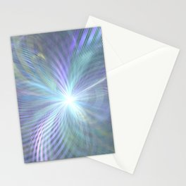 fractal: beginning Stationery Cards