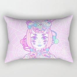 Miss Muffet Rectangular Pillow