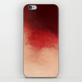 Pink Cherry iPhone Skin