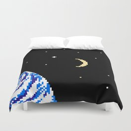 Longing  For  You Duvet Cover