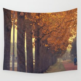 Autumn scenery #2 Wall Tapestry