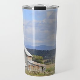 Vermont Barn Travel Mug