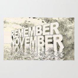 Remember November Rug