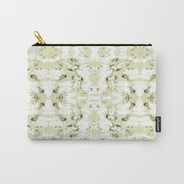 FLYING FEATHER IN CLASSIC VANILA Carry-All Pouch