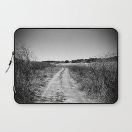 texas road Laptop Sleeve