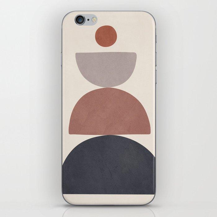 Balancing Elements III iPhone Skin