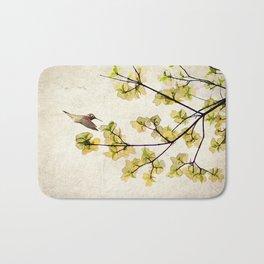 Beautiful Spring Bath Mat