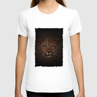 daenerys T-shirts featuring LEOPARD KING by alexa