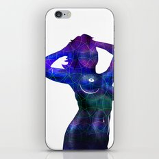Who's your daddy? No seriously; Who is your daddy? Like, where is he? iPhone & iPod Skin