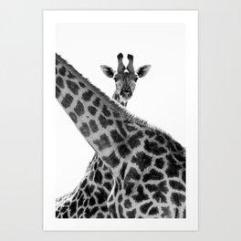 Seeings Spots Art Print