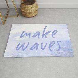 Make Waves - Malta Series Rug