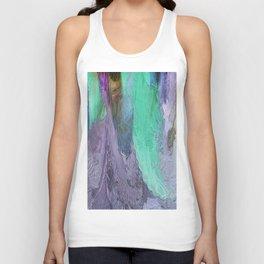 413 - Abstract Colour Design Unisex Tank Top