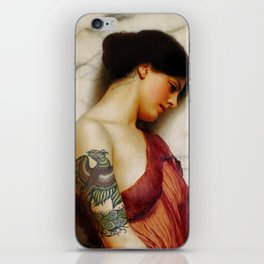 The world is not big enough iPhone Skin