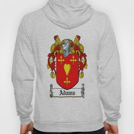 Family Crest - Adams - Coat of Arms Hoody