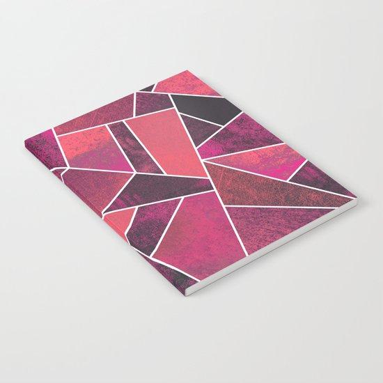 Pink Ash Notebook