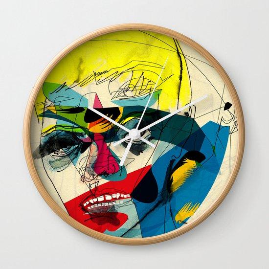 41112 Wall Clock