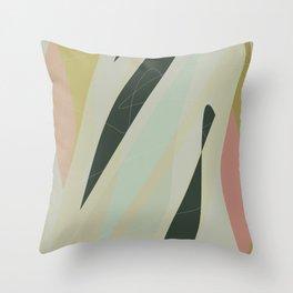 Abstract Composition No. 3 Throw Pillow