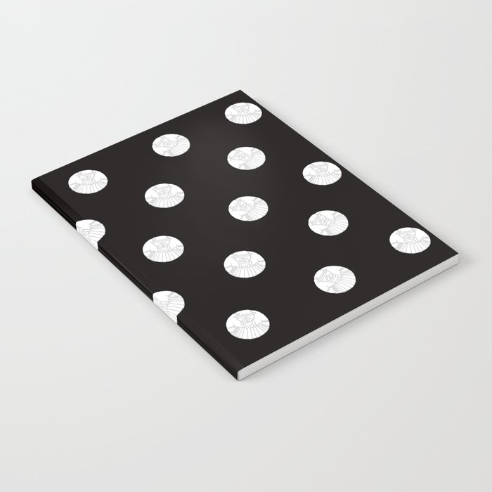 Polka like you mean it Notebook