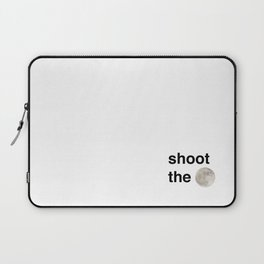 Shoot the Moon Laptop Sleeve