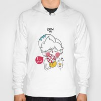 candy Hoodies featuring candy by Know me