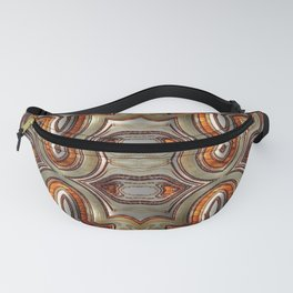 Wooden Fanny Pack