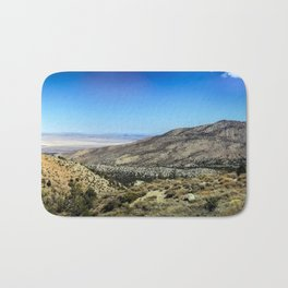 Crystal Mountain on the Pacific Crest Trail Bath Mat