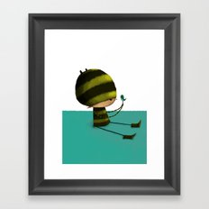 I like Birds Framed Art Print