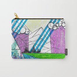 landscape of wonder Carry-All Pouch
