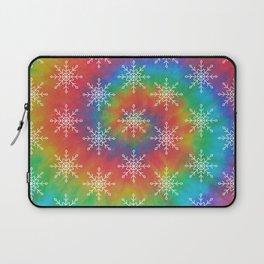 Hippie Holiday Tie Dye Laptop Sleeve