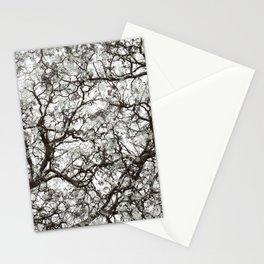 Winter Hunter Camouflage Stationery Cards