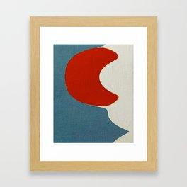 Kin (Sun) Framed Art Print