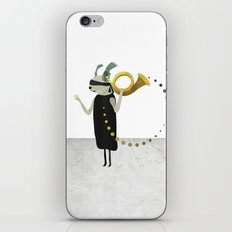 THE INTUITIVE QUEEN iPhone & iPod Skin