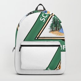 Wilderness Mountain Badge Backpack