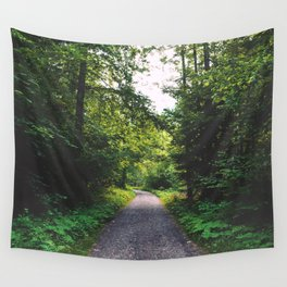 Path2 Wall Tapestry