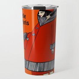 Tangent Red  Travel Mug