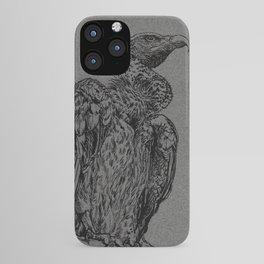 Vulture (DirtyDecibels) iPhone Case
