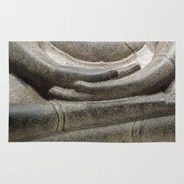 Serenity Buddha Meditating Rug