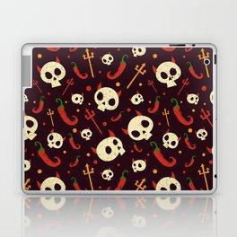 Skulls Hot Chili Peppers Hell Pattern Laptop & iPad Skin