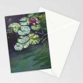 Water meditation I Stationery Cards
