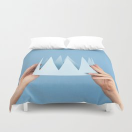 Coronation day Duvet Cover