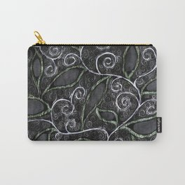 Glitter Vine Carry-All Pouch