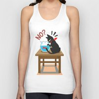 goldfish Tank Tops featuring Goldfish by BATKEI