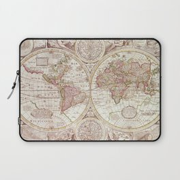An Accurate Map Laptop Sleeve