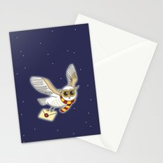 Owl Post Stationery Cards
