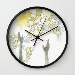 Gather Wall Clock