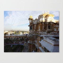 Ephemeral Light Canvas Print