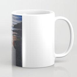 Black and White Drawing Coffee Mug